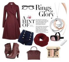 """""""Women's fashion"""" by room140701 ❤ liked on Polyvore featuring Harris Wharf London, Walking Cradles, Tiffany & Co., Pierre Balmain, Givenchy and Samsung"""