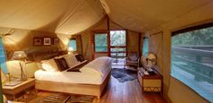 Luxury camping safari in Kruger. Luxury Tents, Luxury Camping, Tent Camping, South Africa Holidays, Lodges, My Dream Home, Outdoor Decor, Planning Board, Trip Planning