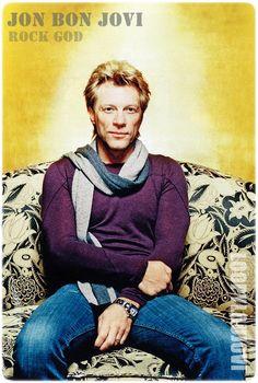 Mr. Jon Bon Jovi March 2013