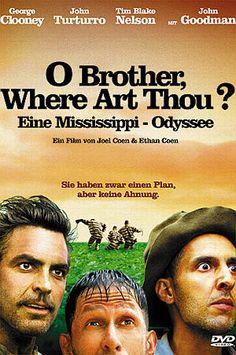 Coen Brothers, O Brother, Where Art Thou?