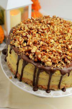 Tort Krantz - Retete culinare by Teo's Kitchen Romanian Desserts, Bun Cake, Cake Recipes, Dessert Recipes, Food Cakes, Something Sweet, Lidl, Chicken Recipes, Sweet Treats