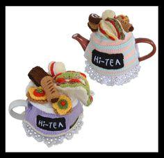 Hi-Tea Tea Cosy