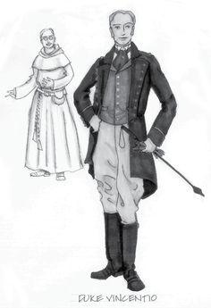 0164dc7ecea Image result for costume sketches men