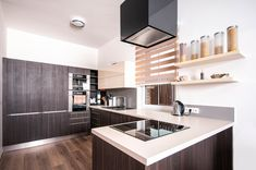 Moderní kuchyň Malá elegance / 657 - Culina - kuchyňské studio v Praze.