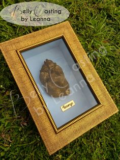 A heartfelt keepsake of George's paw. George was put to rest 3 days after his casting session. Done by: Belly Casting by Leanna Located in Trinidad and Tobago. Belly Casting, Trinidad And Tobago, Rest, It Cast, Day, Frame, Picture Frame, Frames