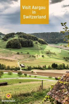 Aargau – learn more about Switzerland's hidden gems Switzerland Tourism, Countryside, Wander, Golf Courses, Hiking, Boat, Landscape, Nature, Summer