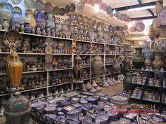 Ceramics- Morocco