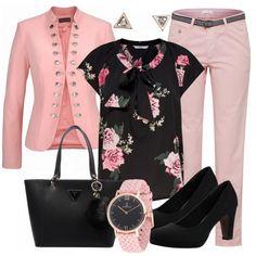 Rosas Damen Outfit - Komplettes Business Outfit günstig kaufen | FrauenOutfits.de