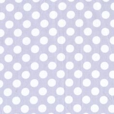 Michael Miller Ta Dot Polka Dots Fabric .5 inch Stone Grey Gray
