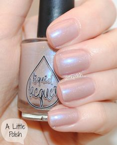 """LIQUID LACQUER """"UNDERNEATH YOUR CLOTHES"""" ❤❤❤"""