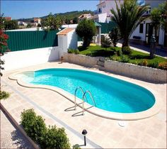 Small Backyard Inexpensive Pool
