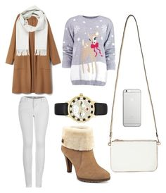 """Winter Fashion"" by itsmenay on Polyvore featuring Boohoo, 2LUV, Anne Klein, Miss Selfridge, Brioni, Native Union and Kate Spade"