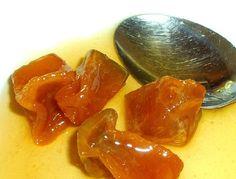 Zapallo criollo (calabaza, auyama) en almíbar