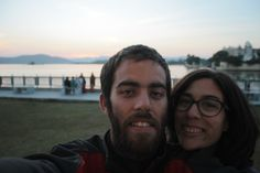 Selfie en el Lago Pichola, Udaipur