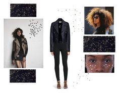 """Stars"" by toxicandy on Polyvore featuring Lauren Ralph Lauren, Marc, She's So, Balenciaga and Kill Star"