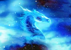 Celestial Dragon by El-Ste on DeviantArt