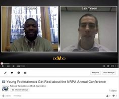 This Young Professional Gets Real about the NRPA Annual Conference