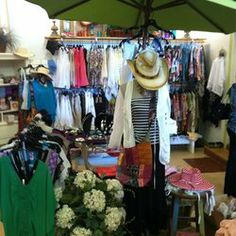 Warehouse 216 stop for cute boutique shopping in Cocoa Village. FL