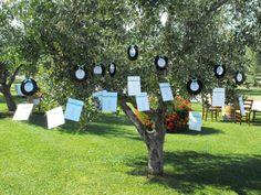 Tableau di matrimonio a tema musica by Parole di Nozze