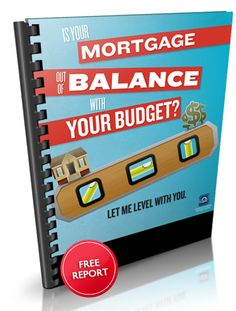 If you are falling behind on your mortgage - Don't panic - read this FREE report!