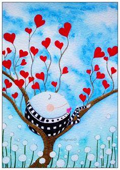 噓~~月亮先生休息中... 選擇在風和日麗中做個白日夢. 是為了在月圓之夜呈現最完美的自己