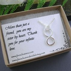 Bridesmaid gift set  wedding jewelrysterling by JBExclusivesBridal, $32.00