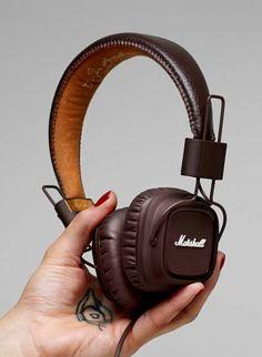 Marshall Headphone - cool website