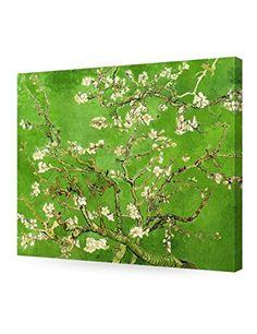 DecoArts アートパネル「花咲くアーモンドの木の枝」壁掛け絵画 壁飾り (60cmx90cm, 緑) キャン... https://www.amazon.co.jp/dp/B06Y5RPMWG/ref=cm_sw_r_pi_dp_x_cdn9yb5EVCEPF