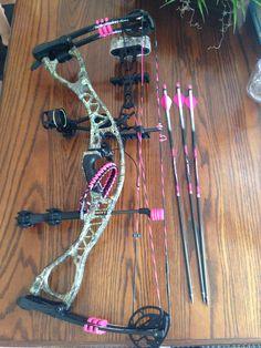 Hoyt Charger Vicxen edition ❤️ got my dream bow