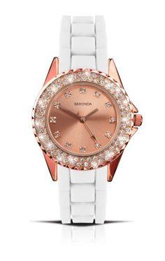 Sekonda Ladies Quartz Watch with Rose Gold Dial Analogue Display and White Silicone Strap 4653.27 Sekonda http://www.amazon.co.uk/dp/B007JSRWUC/ref=cm_sw_r_pi_dp_gAh8wb04KZJH4
