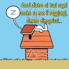 I like Snoopy Snoopy Love, Snoopy And Woodstock, Satirical Illustrations, Actions Speak Louder, Italian Quotes, Peanuts Snoopy, Mood Quotes, Funny Images, Vignettes
