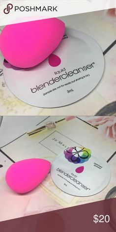 Beauty Blender The Original beautyblender.  Authentic from Sephora Makeup Brushes & Tools
