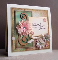 MOJO85 - Mothers (In Law) Day by B-gin-R - Cards and Paper Crafts at Splitcoaststampers