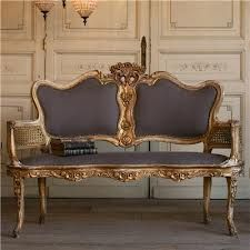 old but can still work it & A Little Paris   Pinterest   French sofa Walls and Settees
