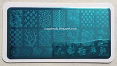 Placa BPL-015 de Born Pretty Store -> www.borprettystore.com