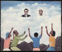 Sammy Baloji: 'Om het heden te begrijpen moeten we het koloniale verleden uit elkaar halen'