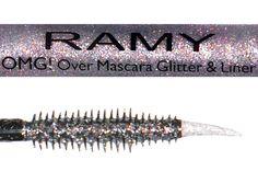 Ramy OMG Over Mascara Glitter & Liner