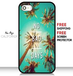 Cute Palm Trees Iphone 5C Case Vintage by NuAgeProducts on Etsy, $13.99