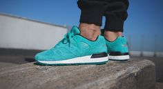 "Saucony Grid Sd ""Light Green"" bei Afew"
