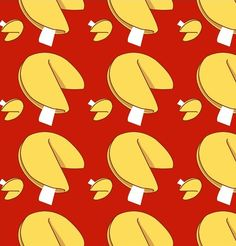 fortune cookie pattern
