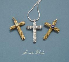 Free cross beading Patterns