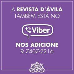 Pessoal em função do WhatsApp estar for do ar disponibilizamos nosso Viber para nos comunicarmos com mais eficiência. (19) 9.7407.2216