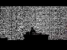 Ryoji Ikeda - Data.Matrix - Live at Sonár 2010, still a good example of sound visualization