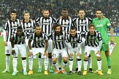 Juventus v Olympiacos FC