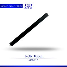 1pcs Photocopy Machine Lower Fuser Roller For Ricoh AFicio AF1015 Coiper Parts AF 1015 Pressure Roller