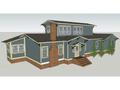 I voted for James Hardie's Boothbay Blue siding with Navajo Beige trim in the 2014 DIY Network Blog Cabin People's Choice.