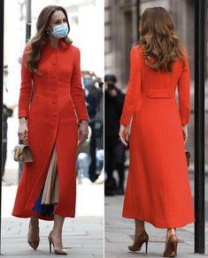Looks Kate Middleton, Estilo Kate Middleton, Kate Middleton Outfits, Princess Kate Middleton, Royal Fashion, Star Fashion, Look Fashion, Princess Katherine, Kate And Pippa