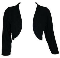Rayon Short Sleeves Flyaway Cardigan Shawl Collar Shrug Cardi ...
