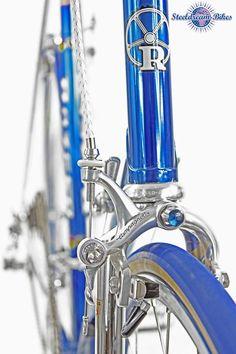 razesa - cromovelato - columbus slx - campagnolo super record - campagnolo - campagnolo cobalto - cobalto - selle san marco - selle san marco rolls - ambrosio - steeldream-bikes - steeldream-bikes.de