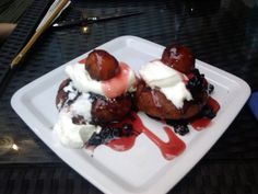 papanasi Pudding, Eggs, Breakfast, Desserts, Morning Coffee, Tailgate Desserts, Deserts, Custard Pudding, Puddings
